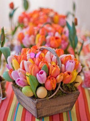 Eastercenterpieces
