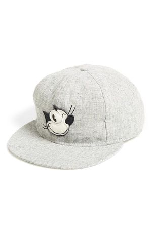 Felix the cat navy hat