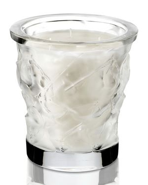 Lalique candle