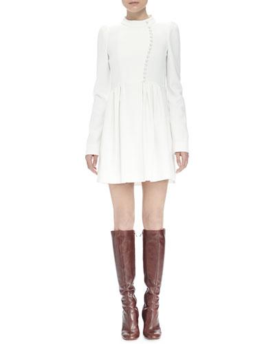 Chloe ivory dress